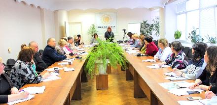 Члены ОП ВО Людмила Потаева и Марина Печникова приняли участие в конференции «Дома НКО»