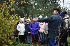 """Юные волонтеры отряда """"Инициатива"""", активисты РДШ побывали в Дендрологическом саду ВГМХА"""